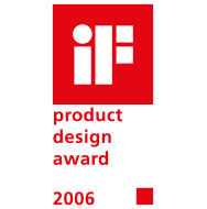 iF product design award 2006 Kermi Credo-Half Design- und Badheizkörper