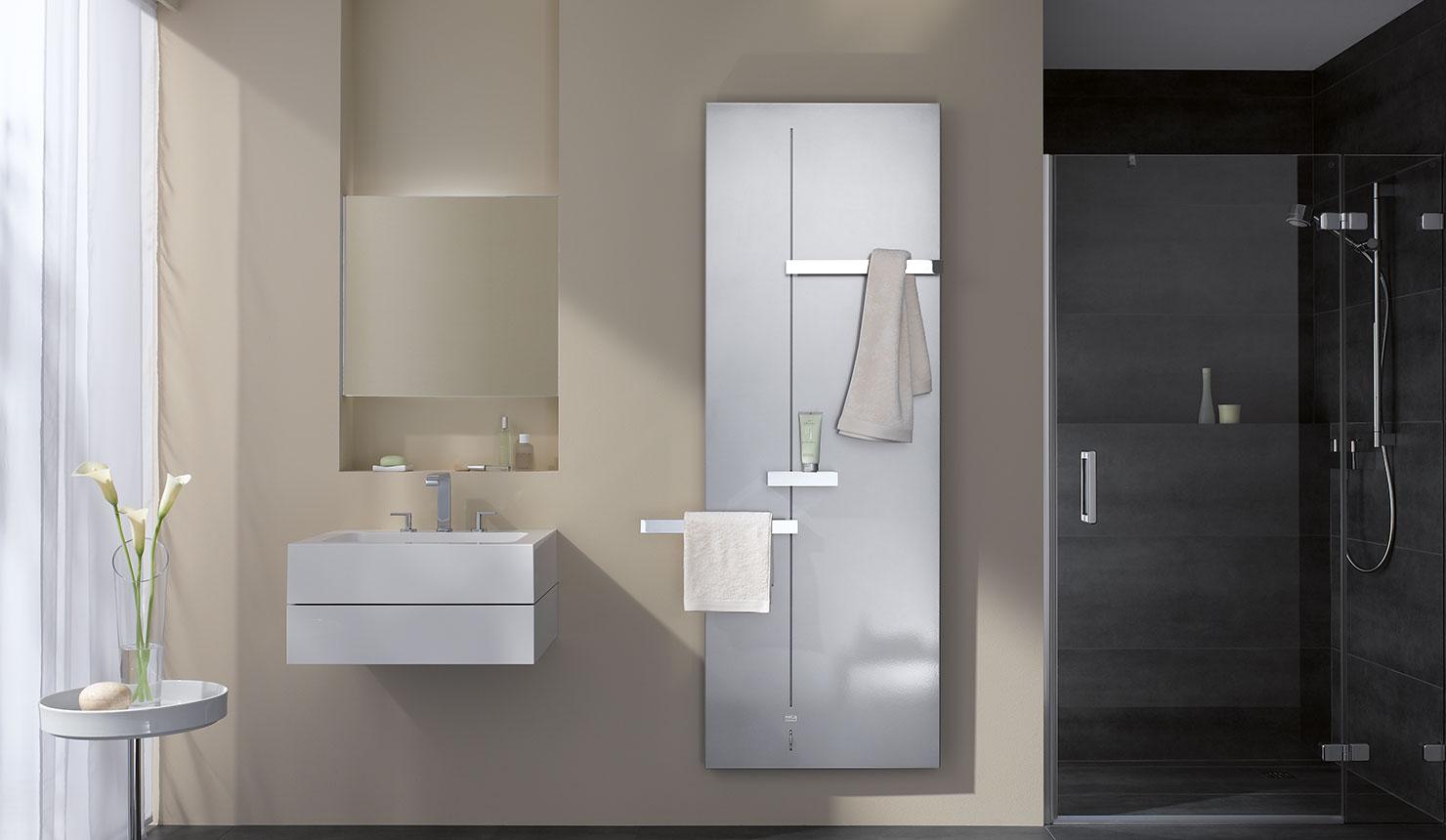 Radiateurs design et radiateurs de salles de bain fedon   kermi